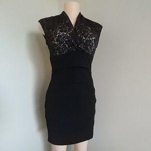 Top lace black
